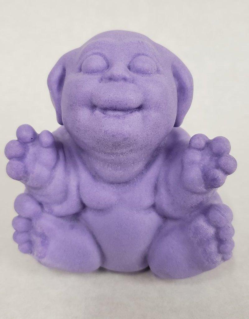 Rod Maxwell's Collector's Prototype Squeezie Fubby - Purple