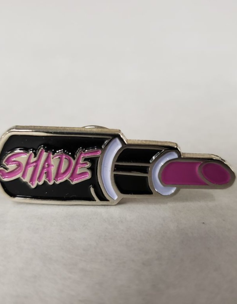 RuPaul Enamel Pin - Shade Lipstick
