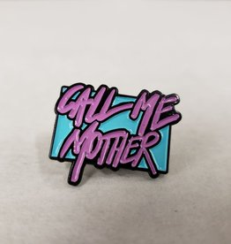 RuPaul Enamel Pin - Call Me Mother