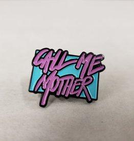 RuPaul Enamel Pin - Call Me Mother
