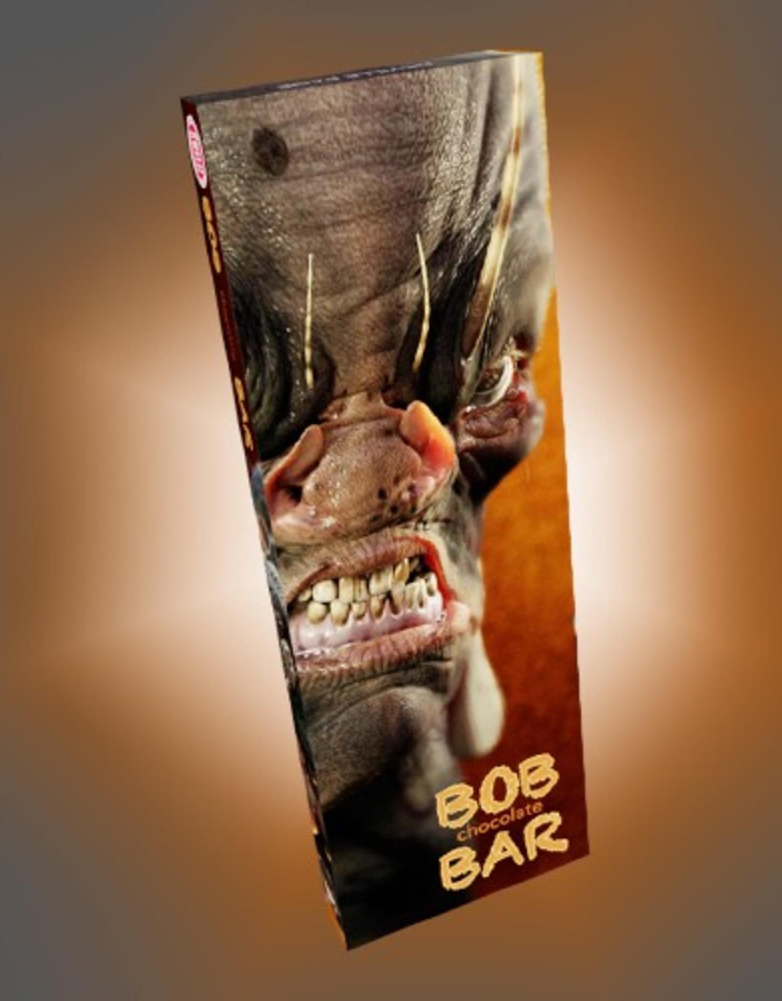 Bob Chocolate Bar - Angry