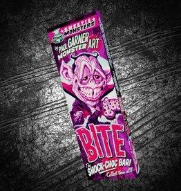 """Bite The Shock-Choc Bar!"" bar by Paul Garner"