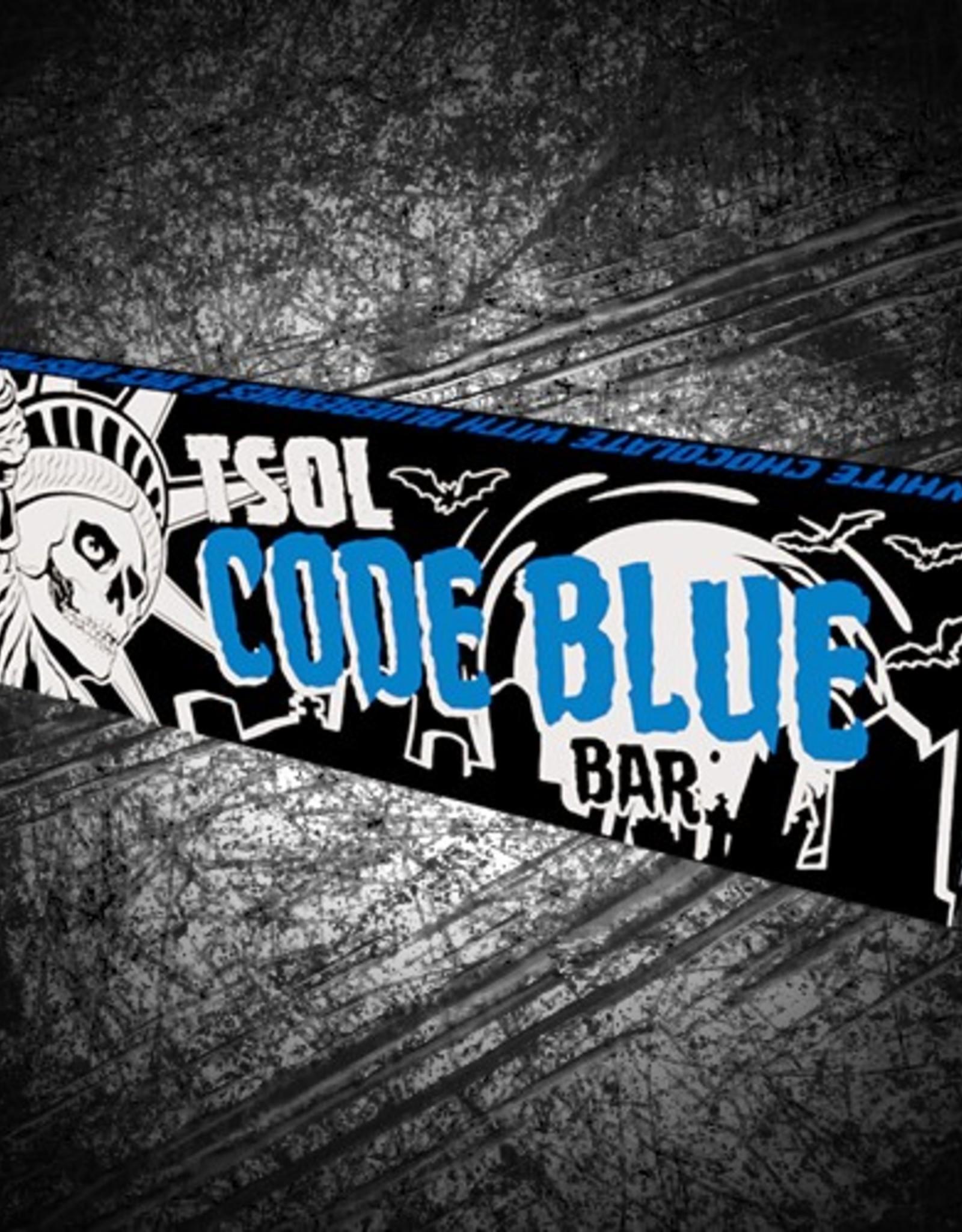 """TSOL Code Blue"" bar by Rob Kruse"