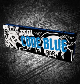 """TSOL Code Blue"" bar by Rob Kruse"