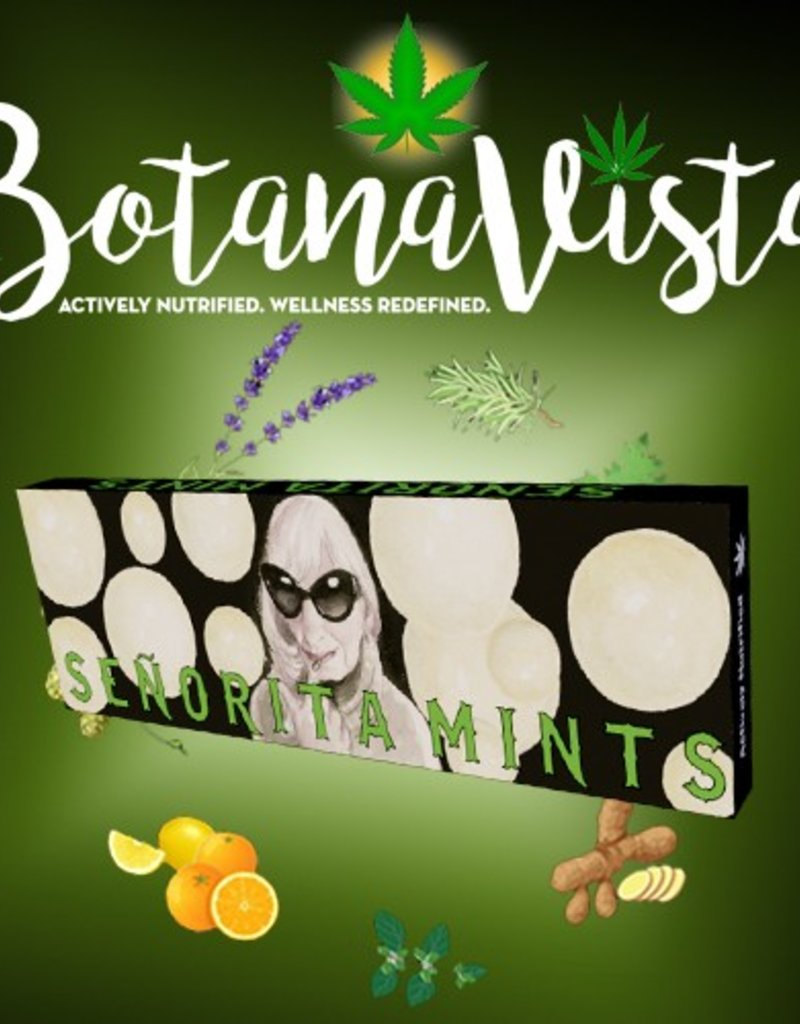BotanaVista Señorita Mints (Cannabis Common Terpenes)