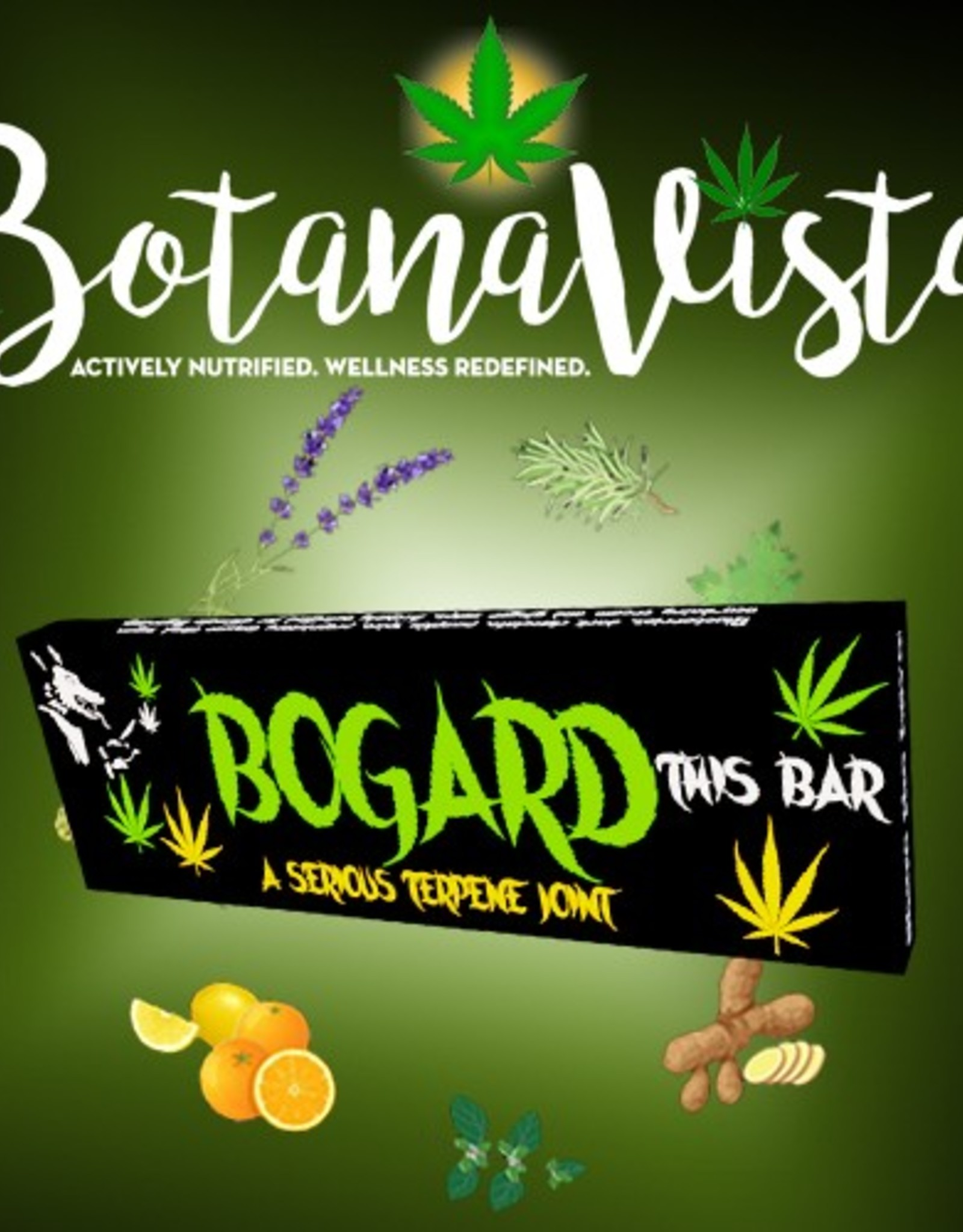 Bogard This Bar (Cannabis Common Terpenes)