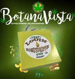 BotanaVista Honey DRIPPIN' Cup (Cannabis Common Terpenes)