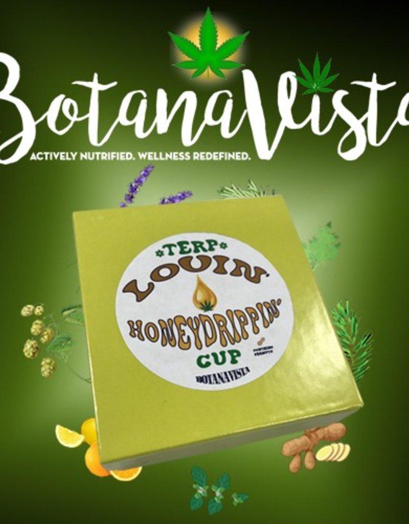 BotanaVista Honey DRIPPIN' Cup (Cannabis Common Terpenes)