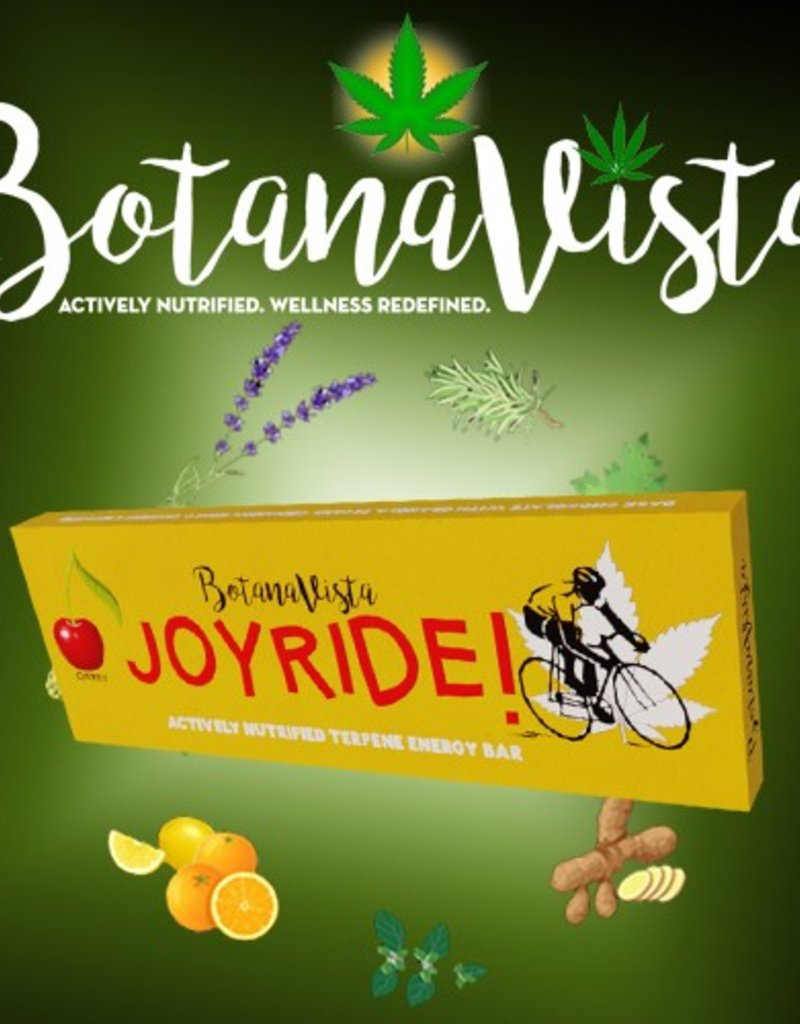 BotanaVista Joyride! White Chocolate (Cannabis Common Terpenes)
