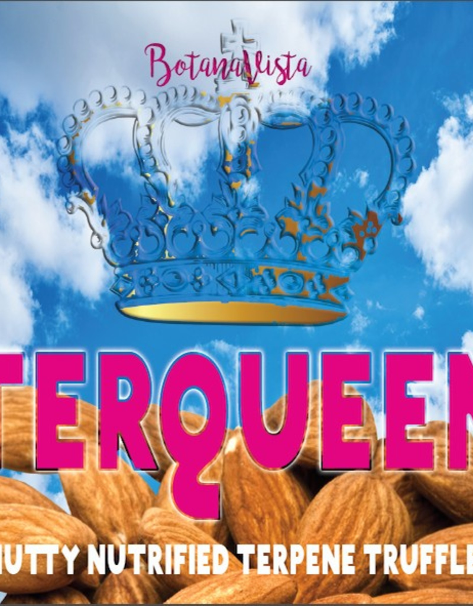 Terqueen - 5 Pack Truffles (Cannabis Common Terpenes)