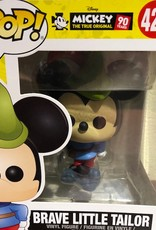 Funko Pop Vinyl - Mikey's 90th - Brave Little Tailor Mickey