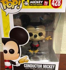 Funko Pop Vinyl - Mikey's 90th - Conductor Mickey