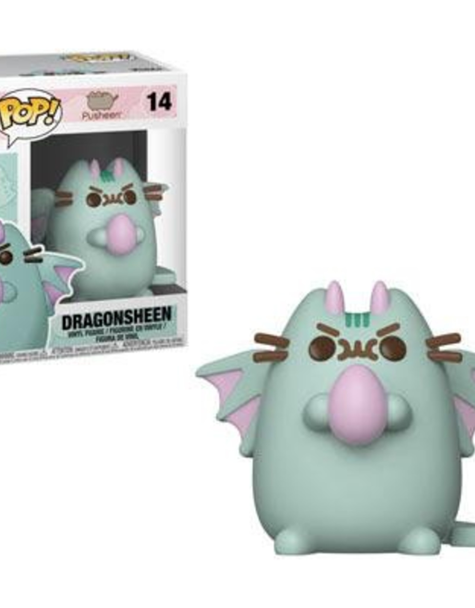 Funko Pop Vinyl - Pusheen - Dragonsheen