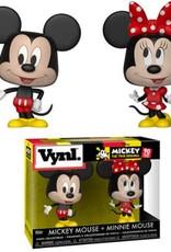 Funko Pop Vinyl - Disney 2pk Mickey & Minnie