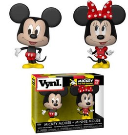 Funko Pop Vinyl - Disney 2pk Mickey & Minnie