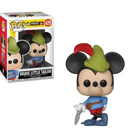 Funko Pop Vinyl - Mickey's 90th - Brave Little Tailor Mickey
