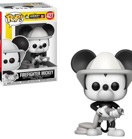 Funko Pop Vinyl - Mickey's 90th - Firefighter Mickey