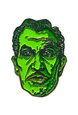 kreepsville 666 Vincent Price Classic Face Pin