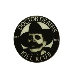 kreepsville 666 Vincent Price Dr. Death Pin