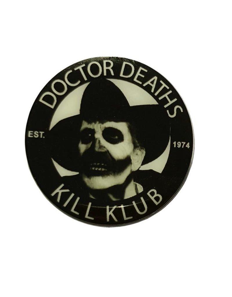 Vincent Price Dr. Death Pin