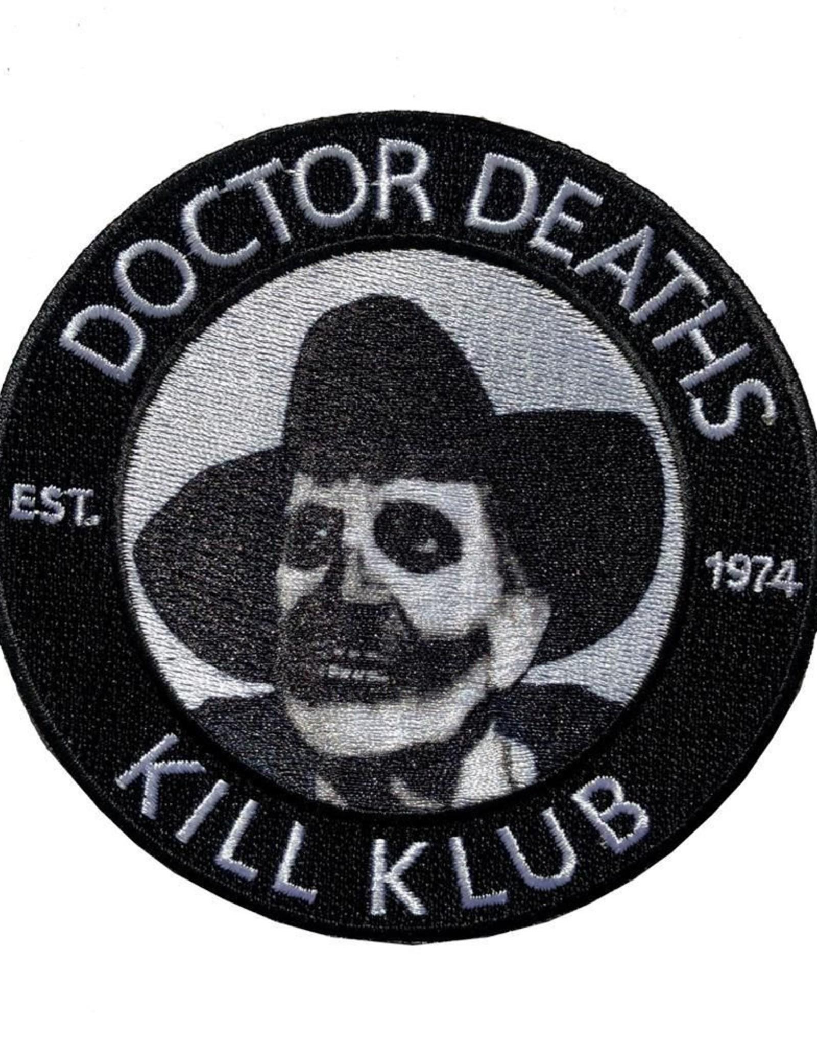 Vincent Price Dr. Death Patch