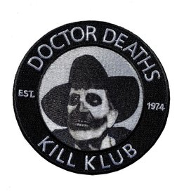 kreepsville 666 Vincent Price Dr. Death Patch