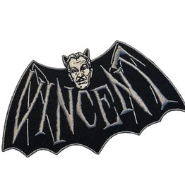 kreepsville 666 Vincent Price Devil Bat Patch