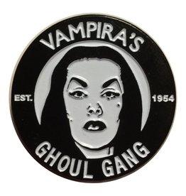 Vampira Ghoul Gang Pin