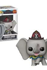 Funko Pop Vinyl - Dumbo - Fireman Dumbo