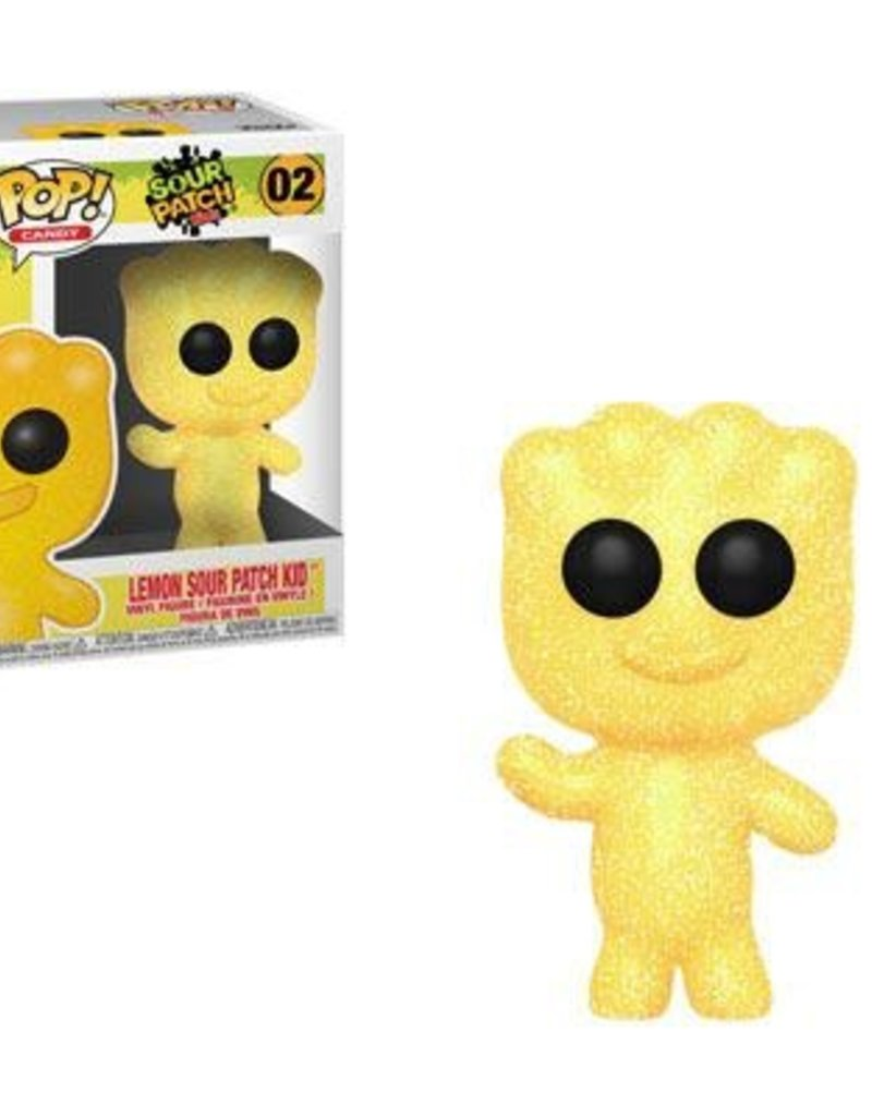 Funko Pop Vinyl - Sour Patch Kid Lemon