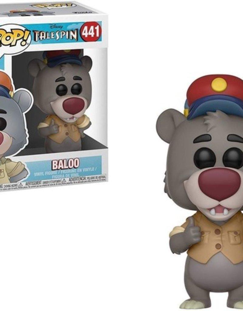 Funko Pop Vinyl - Talespin - Baloo