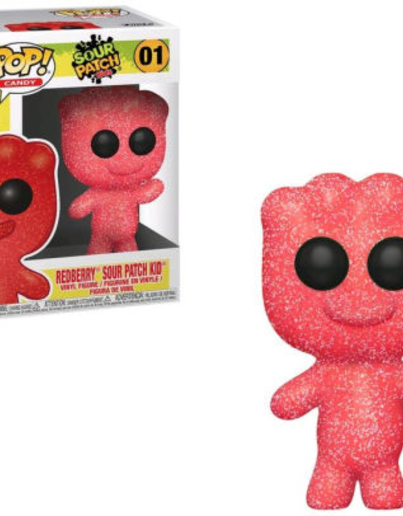 Funko Pop Vinyl - Sour Patch Kids - Red