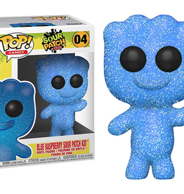 Funko Pop Vinyl - Sour Patch Kids - Blue Raspberry