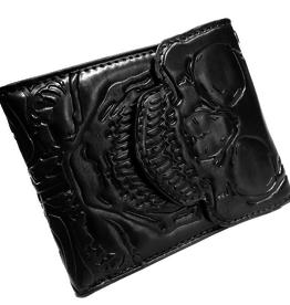 Skull Ribcage Bi-Fold Wallet