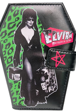 Elvira Coffin Wallet - Leo luggage