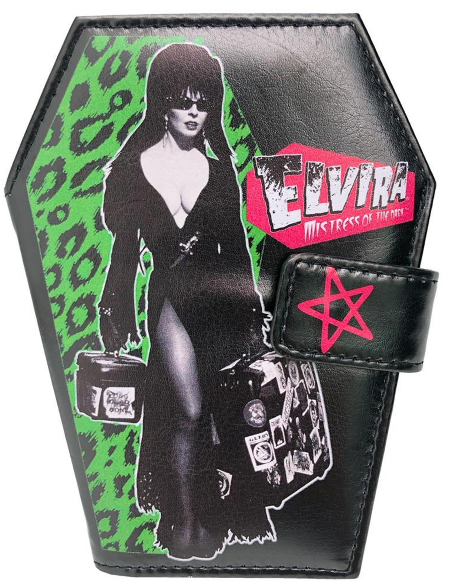 Elvira Coffin Wallet - Leo luggage