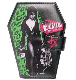Elvira Elvira Coffin Wallet - Leo luggage