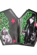 Elvira Elvira Coffin Wallet - Leo luggage