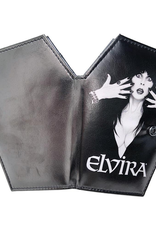 Elvira Coffin Wallet - Classic Logo