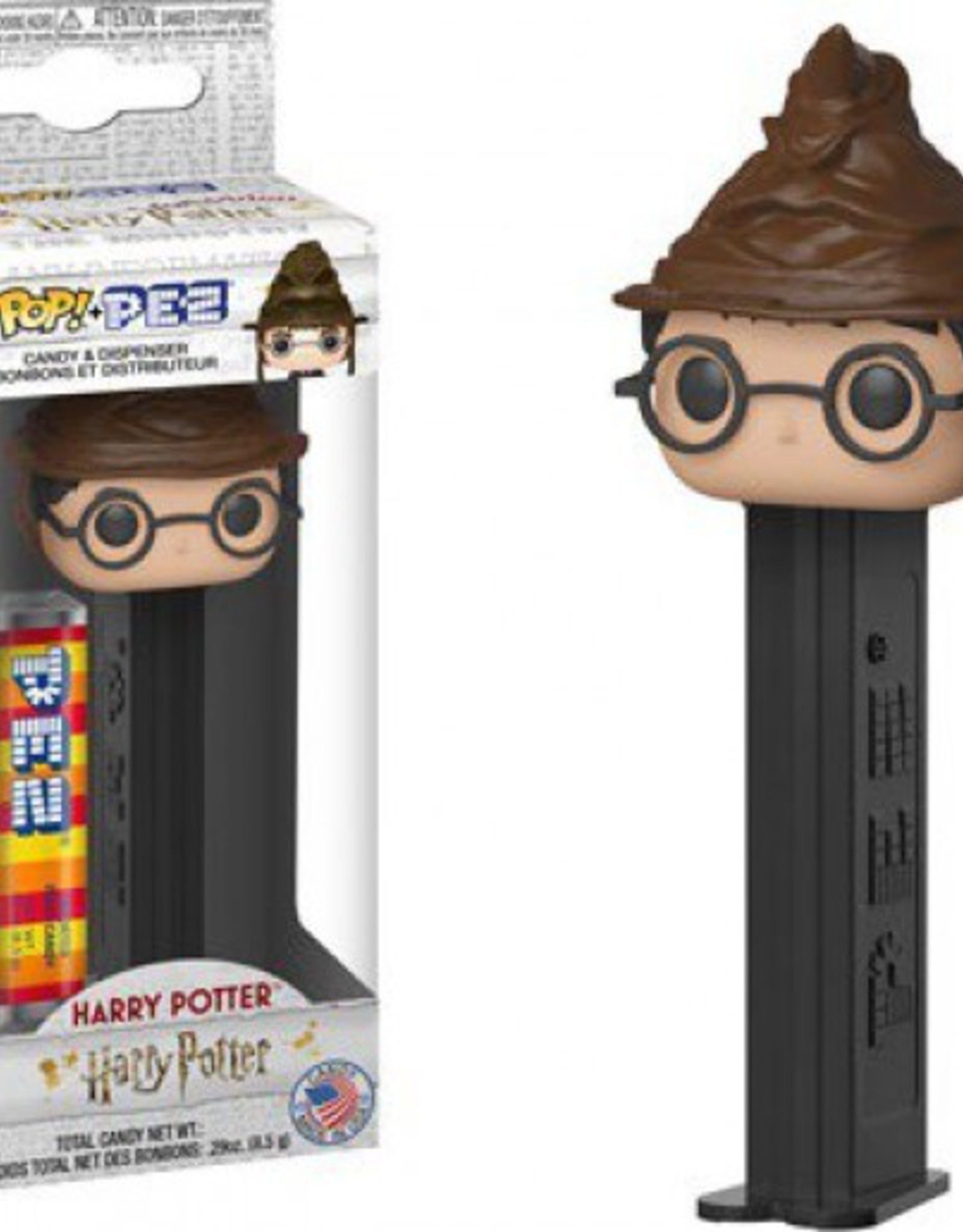 Funko Pez - Harry Potter - Harry Potter (Sorting Hat)