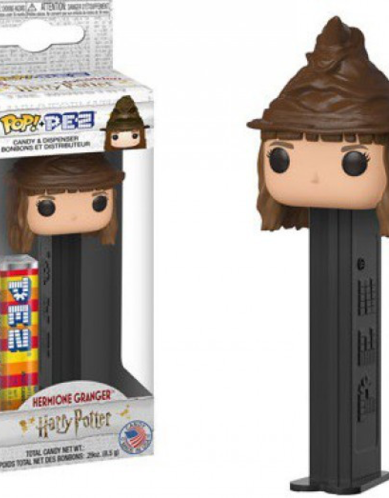 Funko Pez - Harry Potter - Hermione Granger (Sorting Hat)