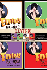 Elvira Elvira Boo-Tique Coaster 4 Pack