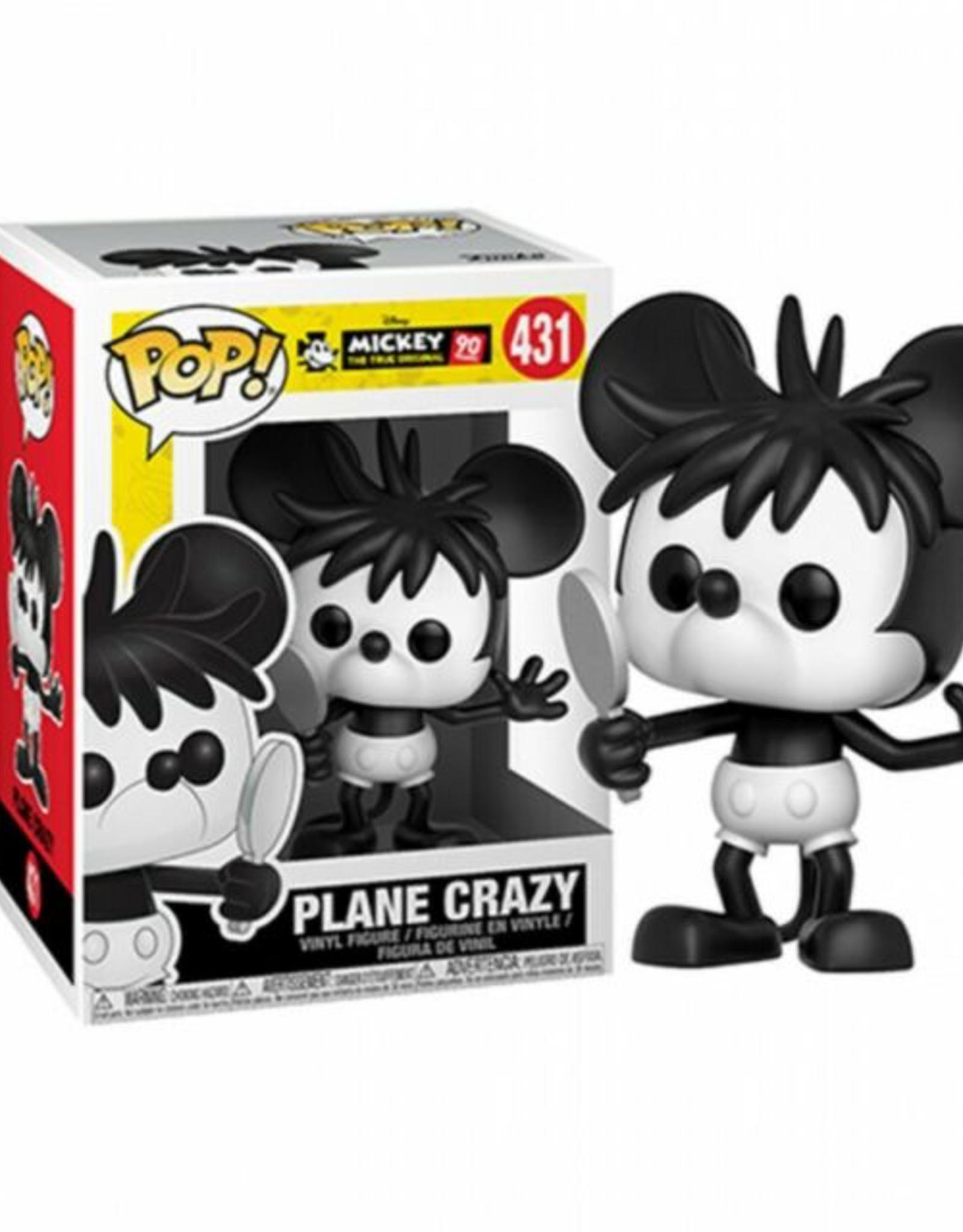 Funko Pop Vinyl - Mickey's 90th - Plane Crazy Mickey