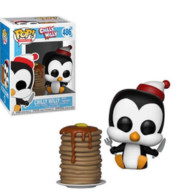 Funko Pop Vinyl - Chilly Willy w/Pancakes