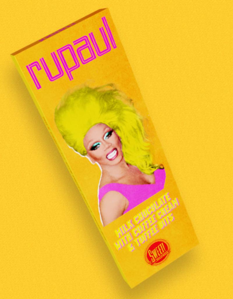 RuPaul DragCon 2019 Chocolate Bar