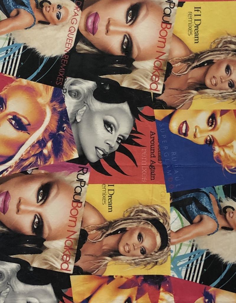 RuPaul Beach Towel