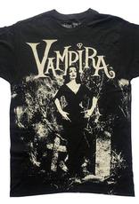 Vampira Cemetery TShirt