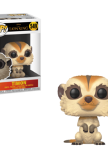 Funko Funko Pop Vinyl - Lion King - Timon