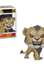 Funko Pop Vinyl - Lion King - Scar