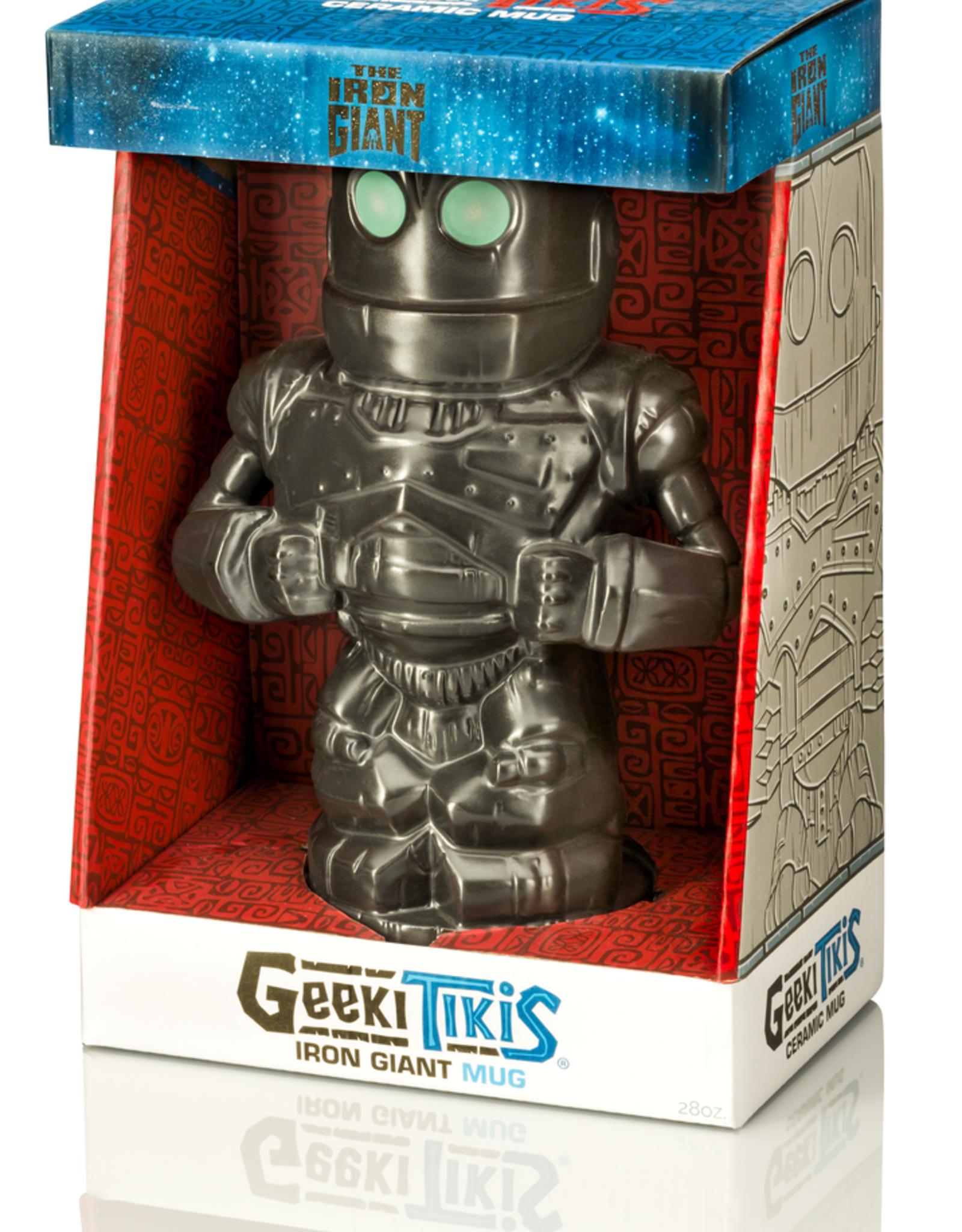 Geeki Tikis - Iron Giant